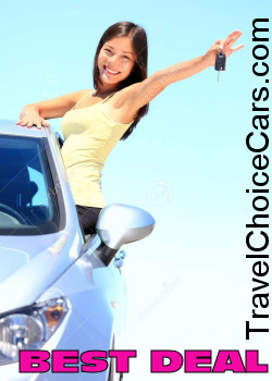 Cheap Car Hire in Australia, Chile, United States, France, Spain